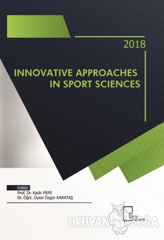 Innovative Approaches in Sport Sciences