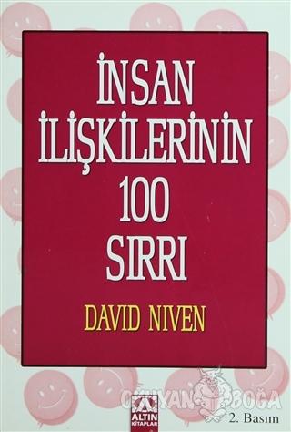 İnsan İlişkilerinin 100 Sırrı - David Niven - Altın Kitaplar
