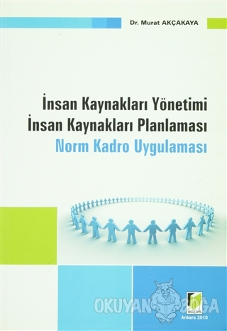 İnsan Kaynakları Yönetimi - İnsan Kaynakları Planlaması - Norm Kadro U