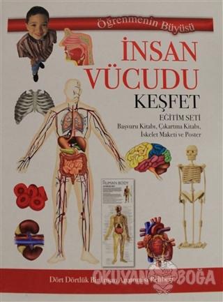 İnsan Vücudu Keşfet Eğitim Seti