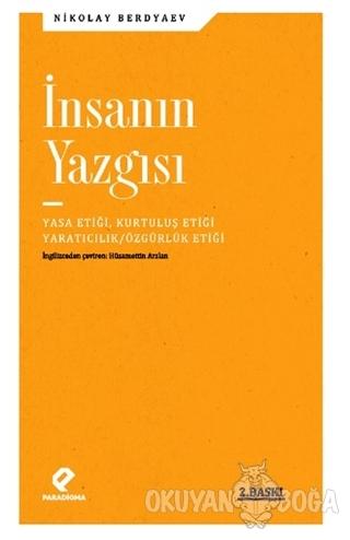 İnsanın Yazgısı - Nikolay Berdyaev - Paradigma Yayınları