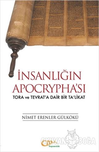 İnsanlığın Apocrypha'sı - Nimet Erenler Gülkökü - CBN Yayınları