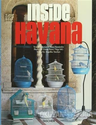 Inside Havana (Ciltli) - Julio Cesar Perez Hernandez - Taschen