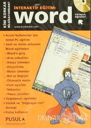 İnteraktif Eğitim: Word