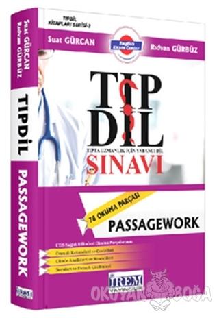 İrem Tıp Dil Sınavı Passagework Soru Bankası