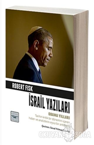 İsrail Yazıları - Robert Fisk - İyidüşün Yayınları