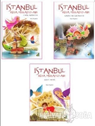 İstanbul Rüya Muhafızları (3 Kitap Takım) - Esra Avgören - Damla Yayın