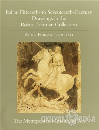 Italian Fifteenth To Seventeenth Century Drawings (Ciltli)