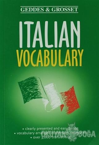 Italian Vocabulary - Kolektif - NCP Yayıncılık