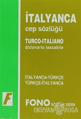 İtalyanca / Türkçe - Türkçe / İtalyanca Cep Sözlüğü