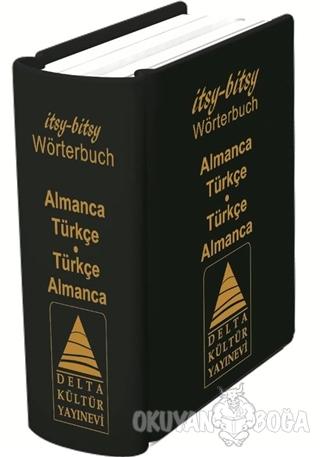 İtsy - Bitsy Almanca - Türkçe ve  Türkçe - Almanca Mini Sözlük
