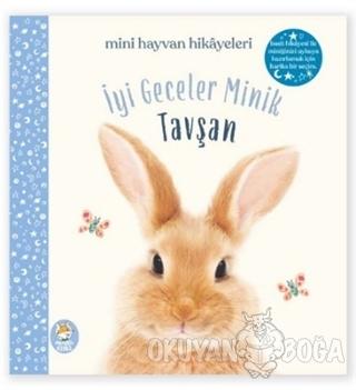 İyi Geceler Minik Tavşan - Amanda Wood - Meraklı Tilki