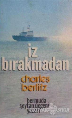 İz Bırakmadan - Charles Berlitz - Altın Kitaplar