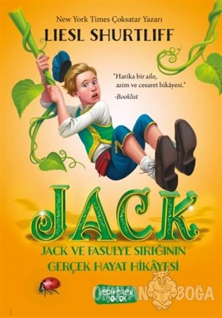 Jack - Jack ve Fasulye Sırığının Gerçek Hayat Hikayesi (Ciltli) - Lies