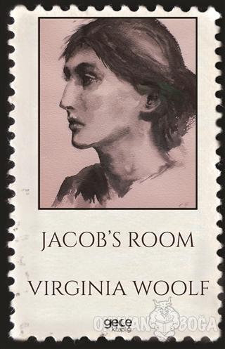 Jacob's Room - Virginia Woolf - Gece Kitaplığı