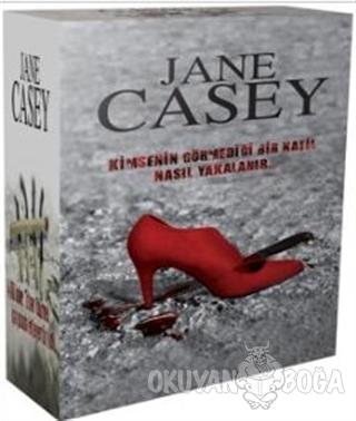 Jane Casey Seti - 5 Kitap Takım Kutulu - Jane Casey - Olimpos Yayınlar