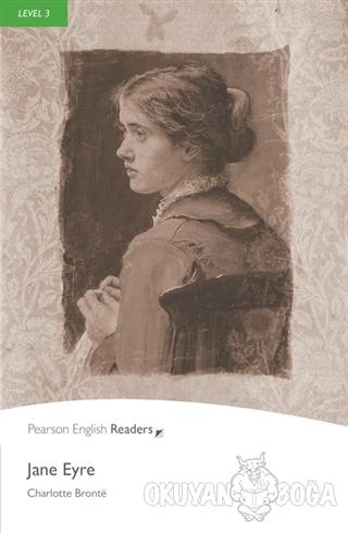 Jane Eyre Level 3 - Charlotte Bronte - Pearson Ders Kitapları
