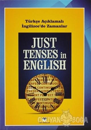 Just Tenses in English - Kolektif - MK Publications