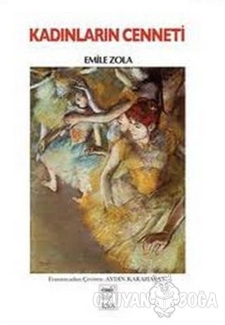 Kadınların Cenneti - Emile Zola - Telos Yayıncılık