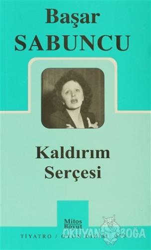 Kaldırım Serçesi - Başar Sabuncu - Mitos Boyut Yayınları