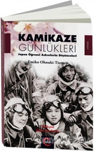 Kamikaze Günlükleri - Emiko Ohnuki - Tierney - Cümle Yayınları