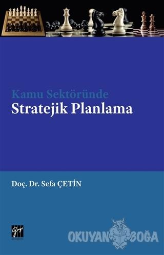 Kamu Sektöründe Stratejik Planlama