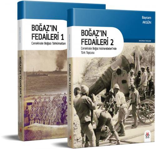 Boğaz'ın Fedaileri 1-2 (2 Kitap)