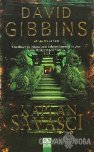 Kaplan Savaşçı - David Gibbins - Altın Kitaplar