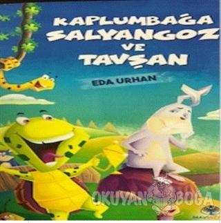 Kaplumbağa Salyangoz ve Tavşan - Eda Urhan - Mavi Nefes Yayınları