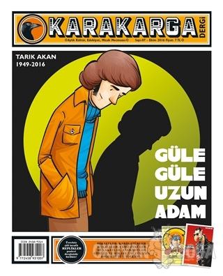 Kara Karga Dergisi Sayı : 7 - Ekim 2016