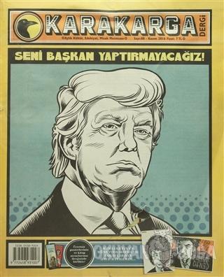 Kara Karga Dergisi Sayı : 8 Kasım 2016