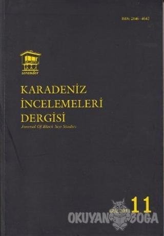 Karadeniz İncelemeleri Dergisi Sayı: 11