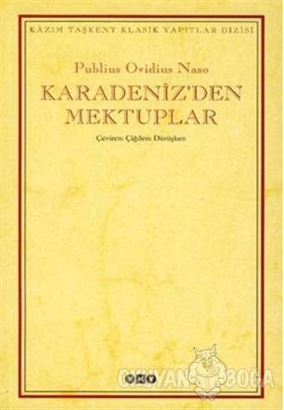 Karadeniz'den Mektuplar (Ciltli) - Publius Ovidius Naso - Yapı Kredi Y
