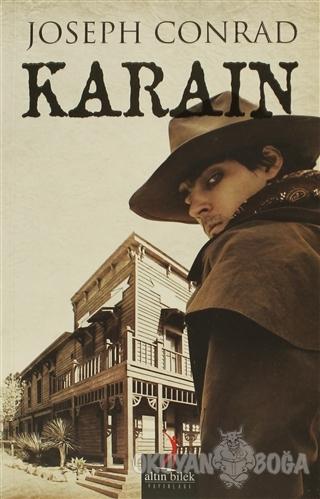 Karain - Joseph Conrad - Altın Bilek Yayınları