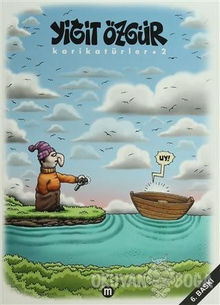 Karikatürler 2 - Yiğit Özgür - Mürekkep Basın Yayın