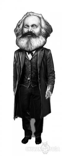 Karl Marx (Karikatür) - Ayraç