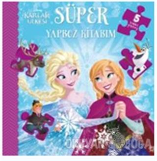 Karlar Ülkesi - Süper Yapboz Kitabım - Kolektif - Doğan Egmont Yayıncı