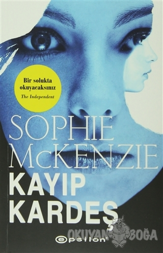 Kayıp Kardeş - Sophie McKenzie - Epsilon Yayınevi