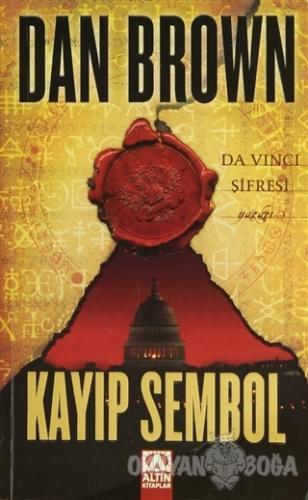 Kayıp Sembol - Dan Brown - Altın Kitaplar
