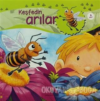Keşfedin - Arılar - Alejandro Algarra - TÜBİTAK Yayınları