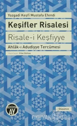 Keşifler Risalesi-Risale-i Keşfiyye - Yozgadi Keşfi Mustafa Efendi - B