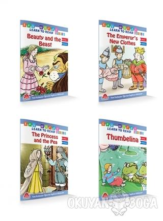 Key Words Level 2 Learn To Read (4 Kitap Takım) - Kolektif - D Publish