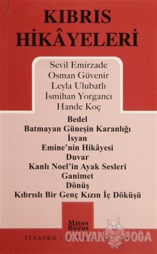 Kıbrıs Hikayeleri - Sevil Emirzade - Mitos Boyut Yayınları