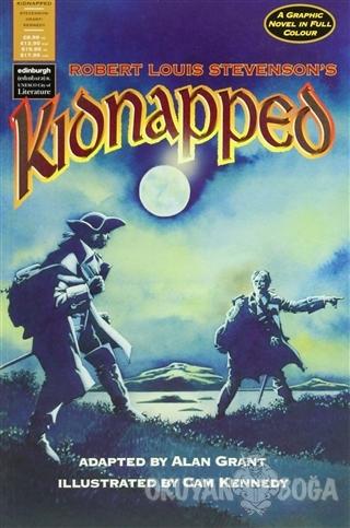 Kidnapped - Robert Louis Stevenson - NCP Yayıncılık