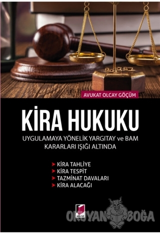 Kira Hukuku (Ciltli) - Olcay Göçüm - Adalet Yayınevi