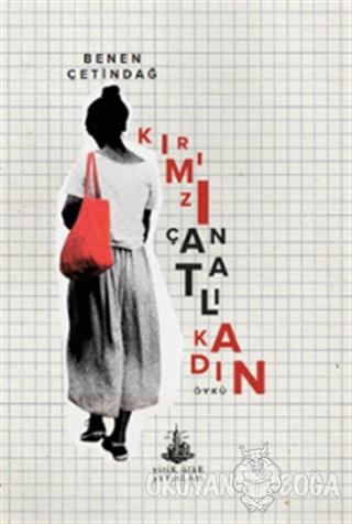 Kırmızı Çantalı Kadın