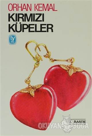 Kırmızı Küpeler - Orhan Kemal - Tekin Yayınevi