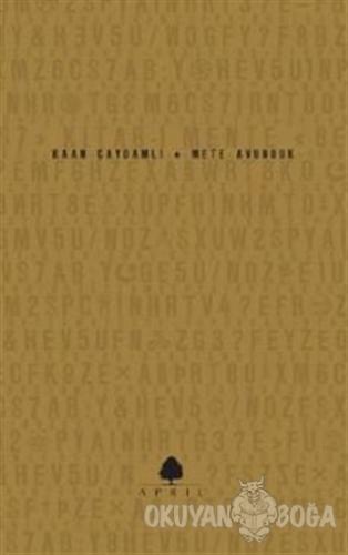 Kitab-ı Mente 2 - Mete Avunduk - April Yayıncılık