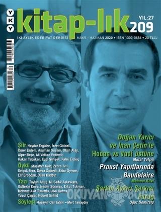 Kitap-lık 209 Mayıs-Haziran 2020 - Kolektif - Yapı Kredi Yayınları - D