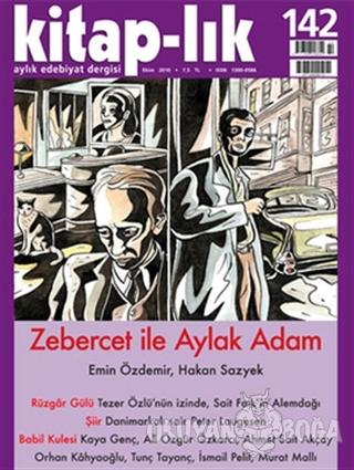 Kitap-lık Sayı: 142 Aylık Edebiyat Dergisi - Kolektif - Yapı Kredi Yay